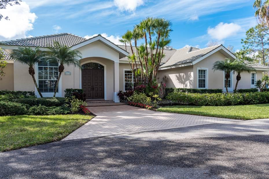 Новая постройка для того Продажа на 6610 Sable Ridge Ln Naples, Флорида,Соединенные Штаты