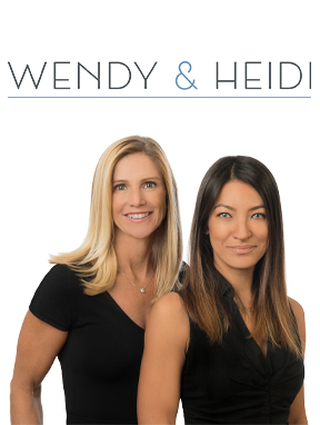 Wendy & Heidi