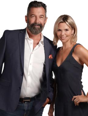 Alan & Melissa Hamilton