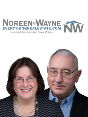 Noreen and Wayne