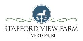 Stafford View Farm