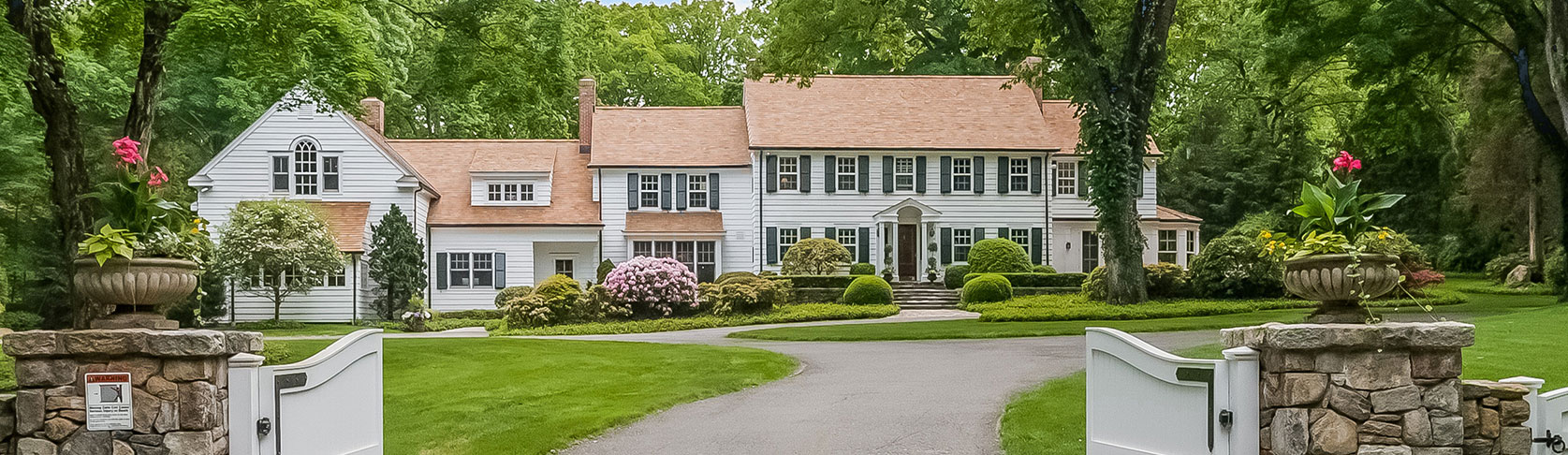 370 Wahackme Road, New Canaan, CT