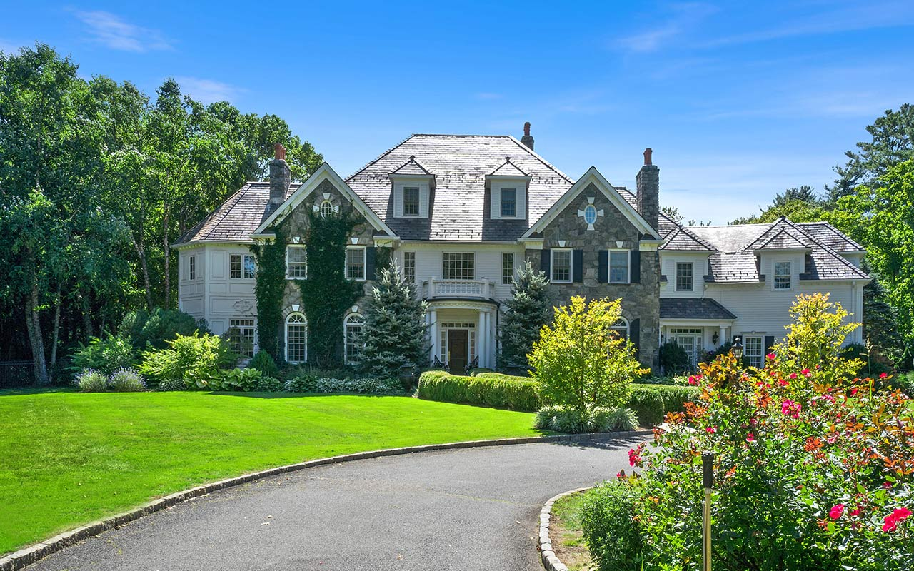 275 Brushy Ridge Road, New Canaan, CT