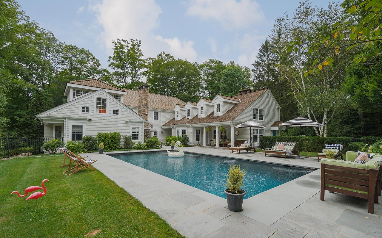 279 Rosebrook Road, New Canaan, CT
