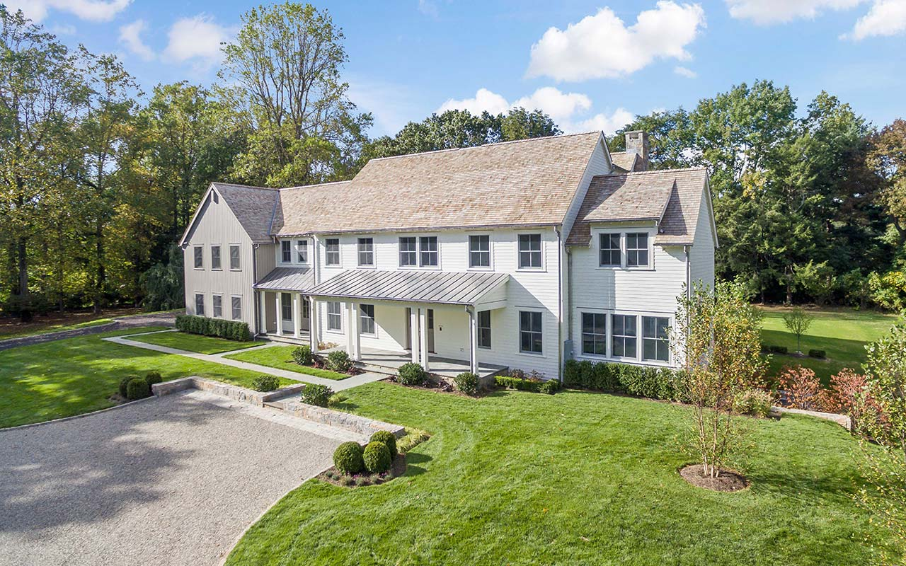 85 West Hills Road, New Canaan, CT