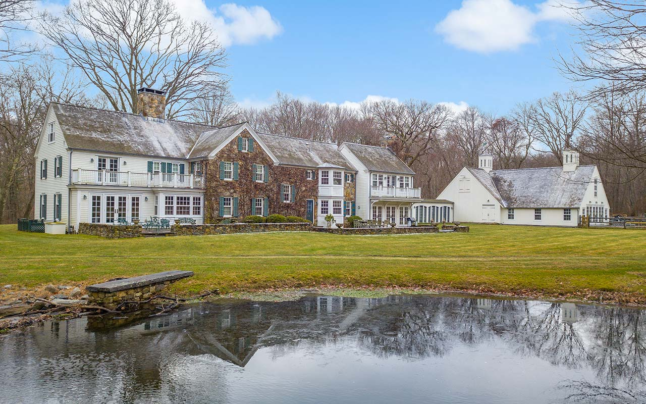80 Governors Lane, Fairfield (Greenfield Hill), CT