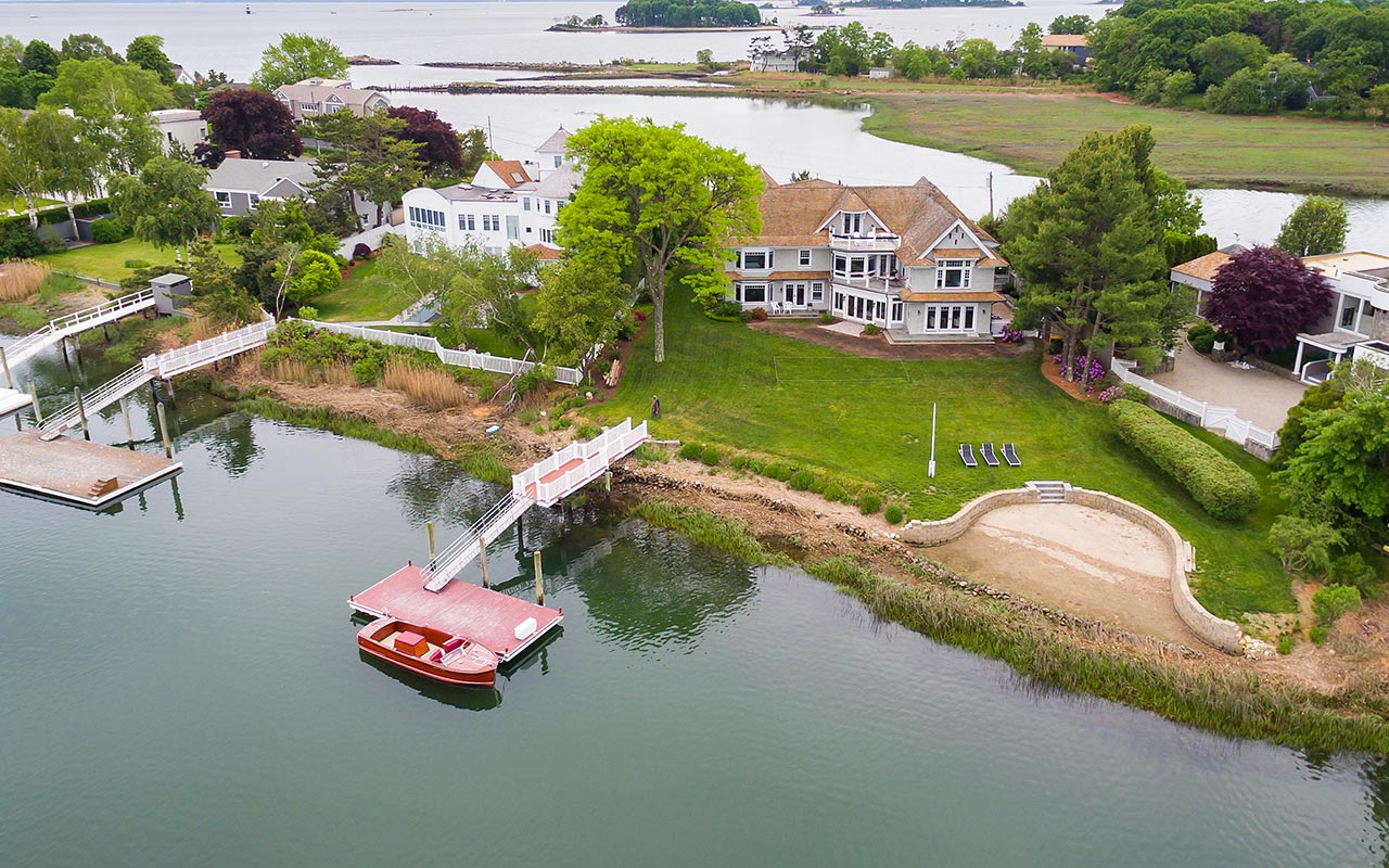 32 Surf Road, Westport (Saugatuck Shore), CT