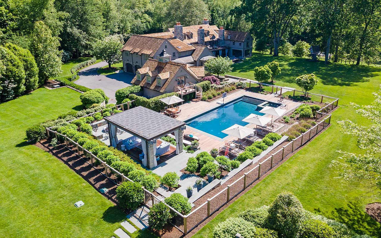 358 Lukes Wood Road, New Canaan, CT